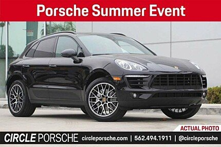 2018 Porsche Macan S for sale 100993904