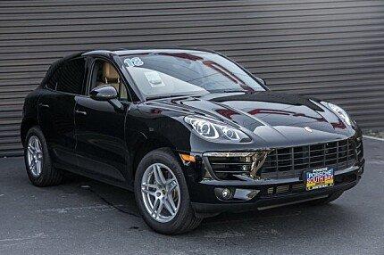 2018 Porsche Macan for sale 101001589