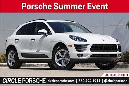 2018 Porsche Macan for sale 101004356