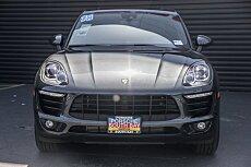 2018 Porsche Macan for sale 101004609