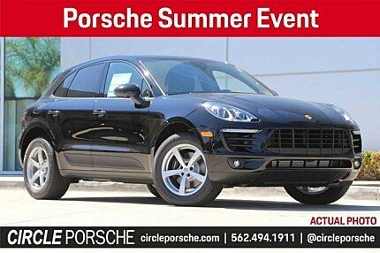 2018 Porsche Macan for sale 101005548