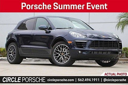 2018 Porsche Macan for sale 101016507