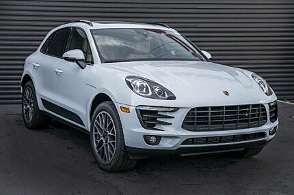 2018 Porsche Macan for sale 101018455