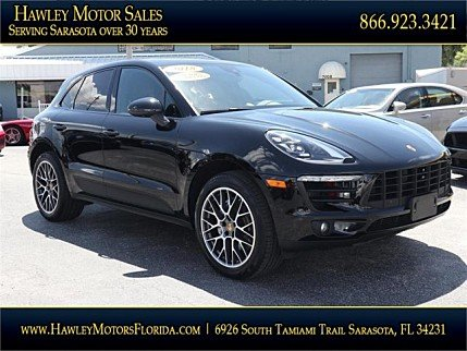 2018 Porsche Macan S for sale 101031861