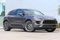 2018 Porsche Macan for sale 101032479
