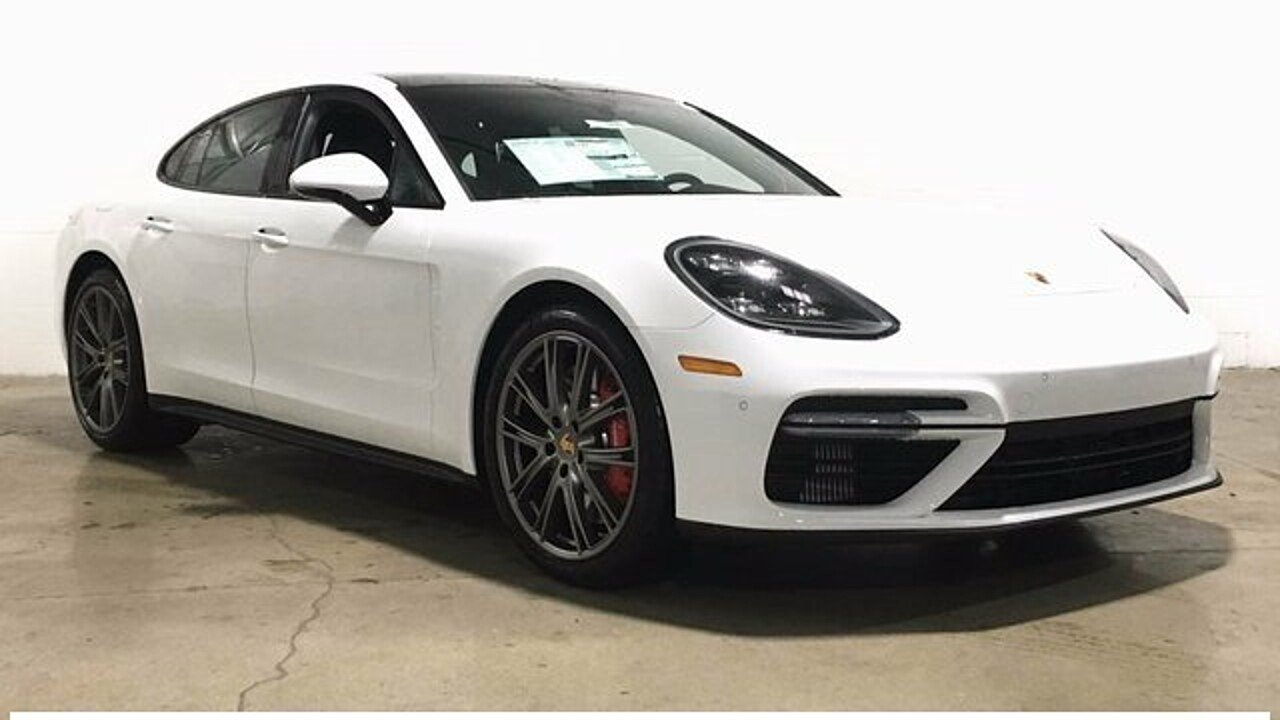 2018 Porsche Panamera Turbo for sale 100923883