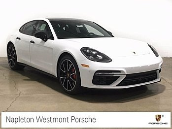 2018 Porsche Panamera Turbo for sale 100926881