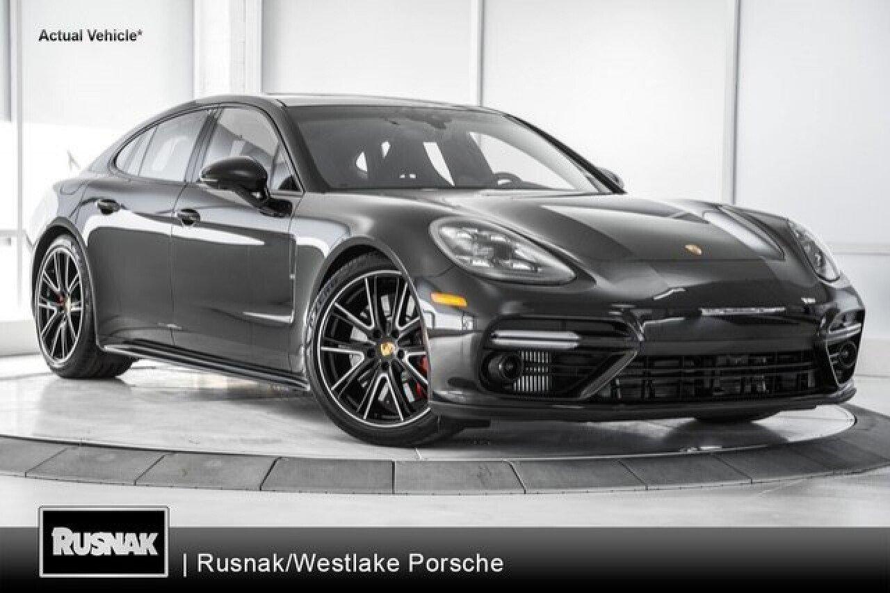 Cars For Sale Auto Village: 2018 Porsche Panamera Turbo For Sale Near WESTLAKE VILLAGE