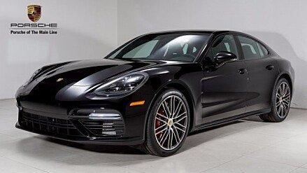 2018 Porsche Panamera Turbo for sale 100913325
