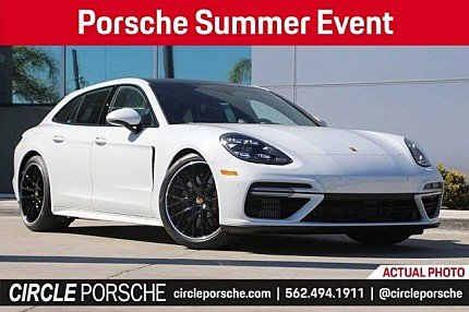2018 Porsche Panamera Turbo Sport Turismo for sale 100959584