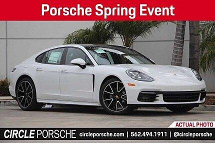 2018 Porsche Panamera for sale 100968348