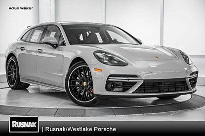 2018 Porsche Panamera Turbo Sport Turismo for sale 100968493