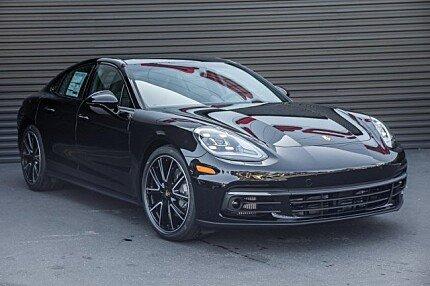 2018 Porsche Panamera for sale 100968666