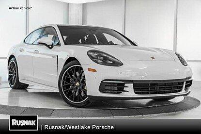 2018 Porsche Panamera E-Hybrid for sale 100982368