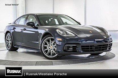 2018 Porsche Panamera for sale 100984482