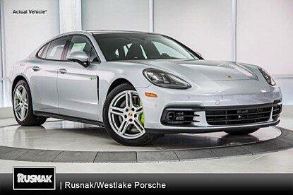 2018 Porsche Panamera E-Hybrid for sale 100985578