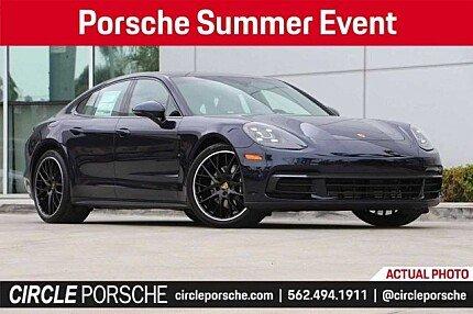 2018 Porsche Panamera for sale 100987622