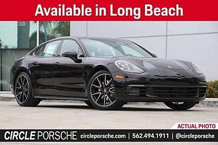 2018 Porsche Panamera for sale 100987623