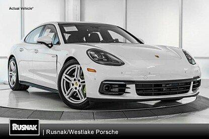2018 Porsche Panamera E-Hybrid for sale 100992315