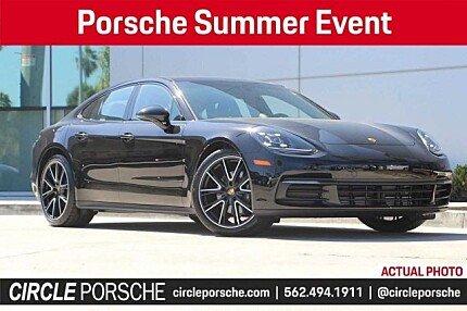 2018 Porsche Panamera for sale 100993896