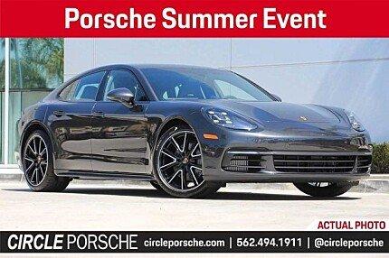 2018 Porsche Panamera for sale 100999405