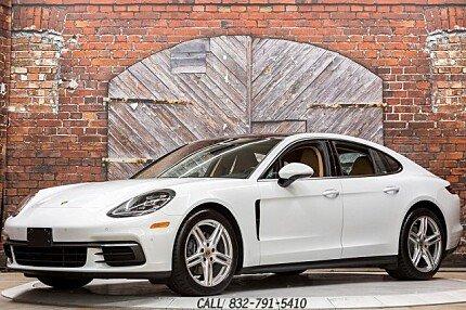 2018 Porsche Panamera for sale 101003656