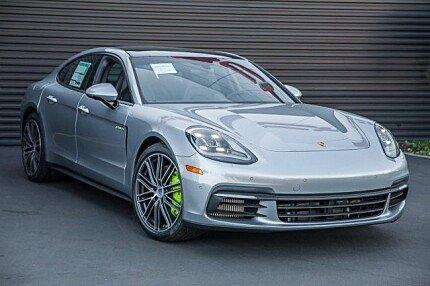 2018 Porsche Panamera E-Hybrid for sale 101035749
