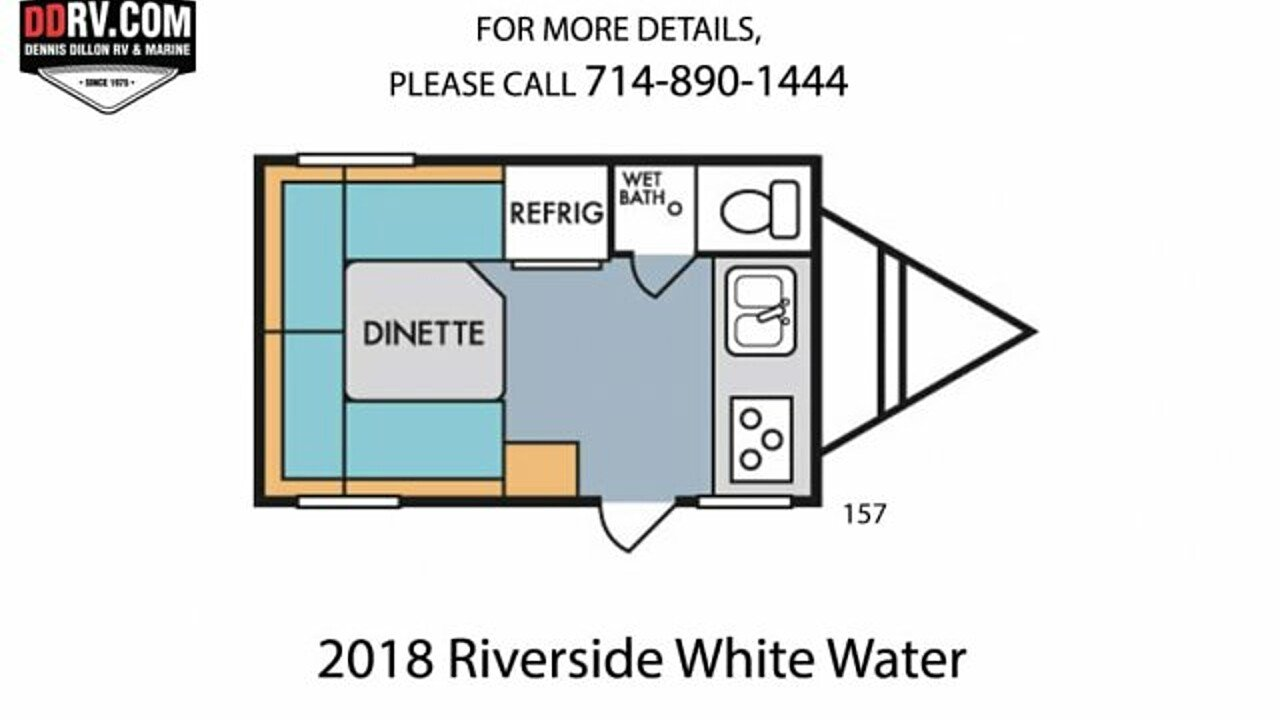 2018 Riverside White Water for sale 300148675