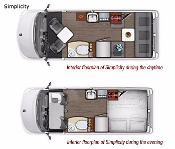 2018 Roadtrek Simplicity for sale 300169271