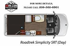 2018 Roadtrek Simplicity for sale 300153239