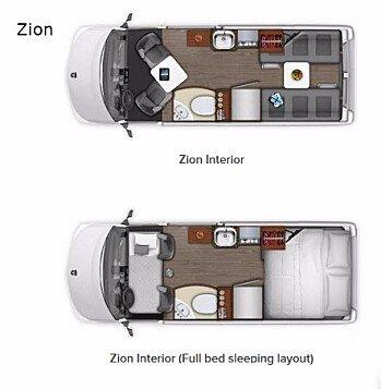 2018 Roadtrek Zion for sale 300154392