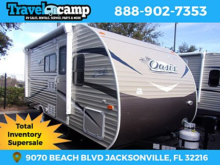2018 Shasta Oasis for sale 300151314