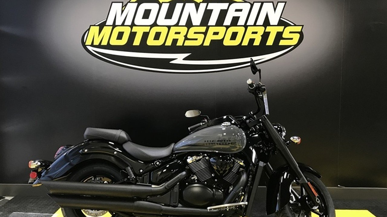 2018 Suzuki Boulevard 800 C90 BOSS for sale 200544042