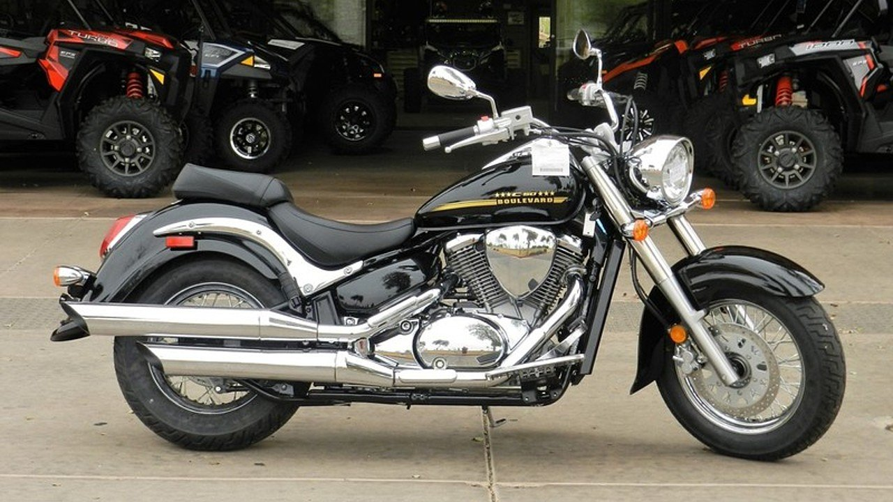2018 Suzuki Boulevard 800 C50 for sale 200580436