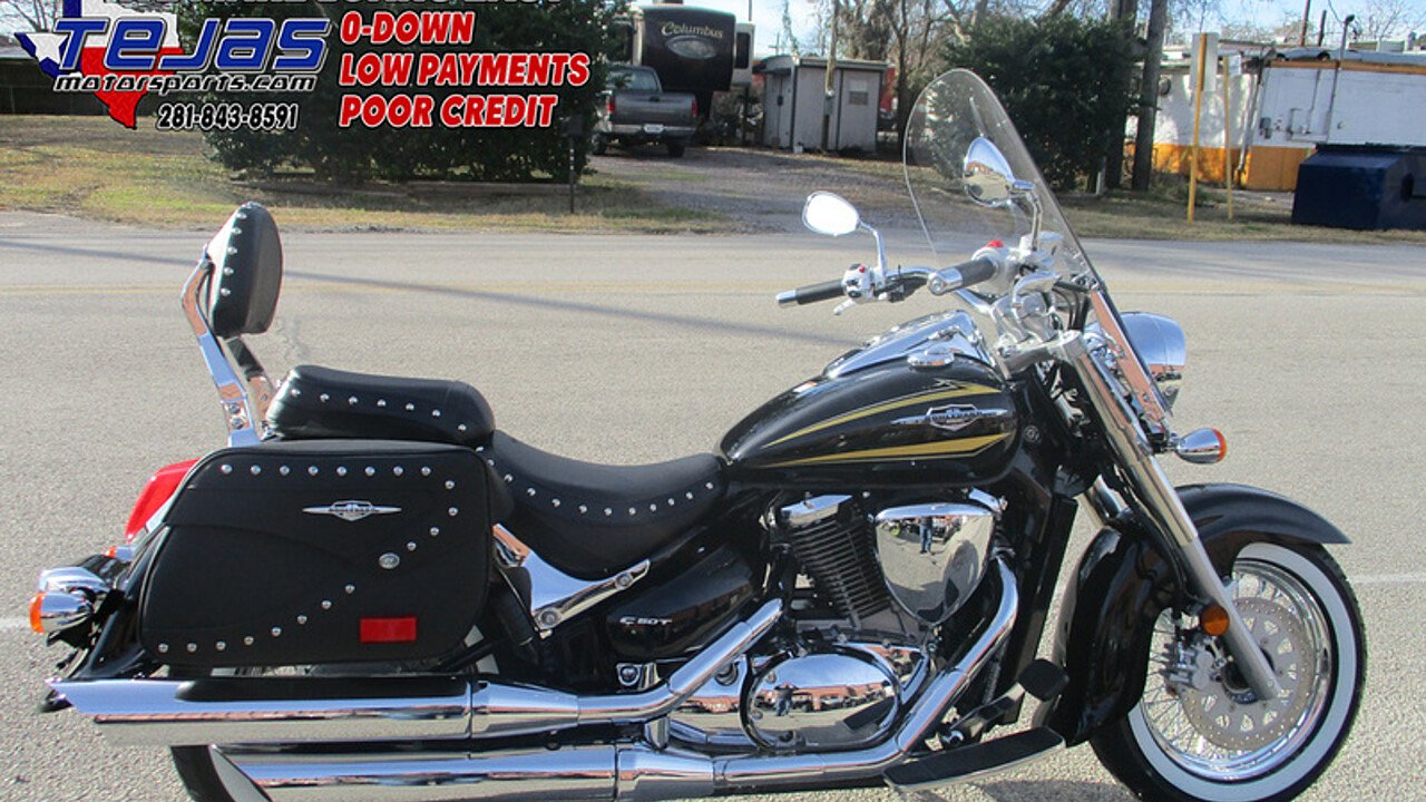 2018 Suzuki Boulevard 800 for sale 200584487