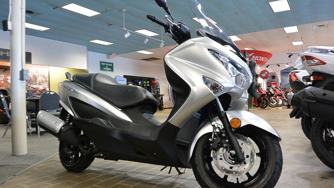 2018 Suzuki Burgman 200 for sale 200586977