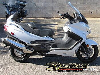 2018 Suzuki Burgman 650 for sale 200565416