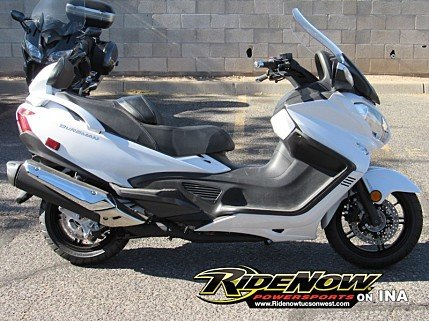 Ride Now Ina >> 2018 Suzuki Burgman 650 Motorcycles for Sale - Motorcycles on Autotrader