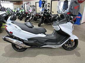 2018 Suzuki Burgman 650 for sale 200585696
