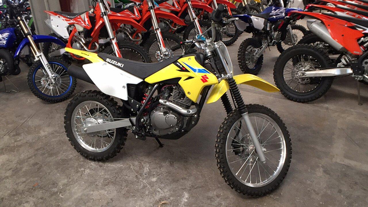 2018 Suzuki DR-Z125L for sale 200521015