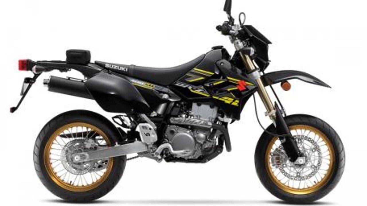 2018 Suzuki DR-Z400SM for sale 200523192
