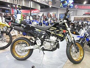 2018 Suzuki DR-Z400SM for sale 200525422