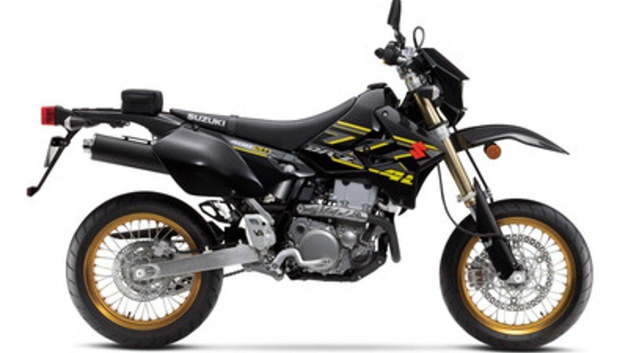 2018 Suzuki DR-Z400SM for sale 200525798