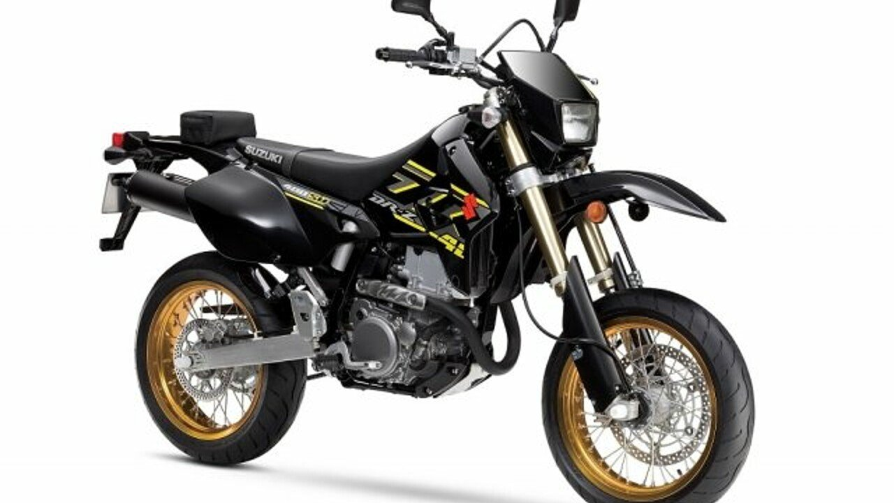 2018 Suzuki DR-Z400SM for sale 200526069