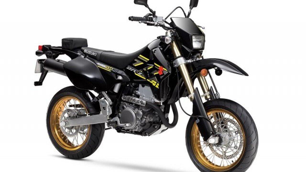 2018 Suzuki DR-Z400SM for sale 200527872
