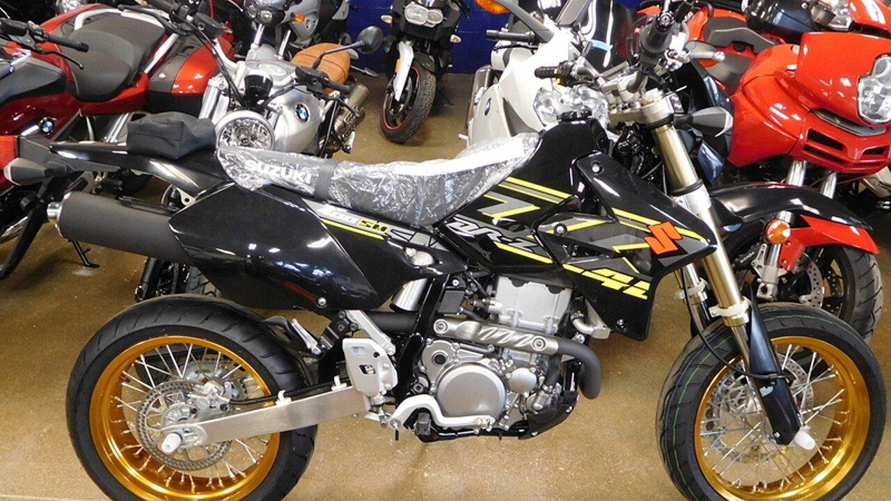 2018 Suzuki DR-Z400SM for sale 200528750