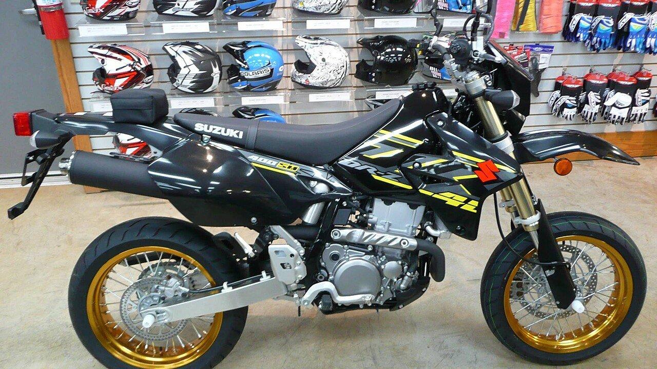 2018 Suzuki DR-Z400SM for sale 200529569