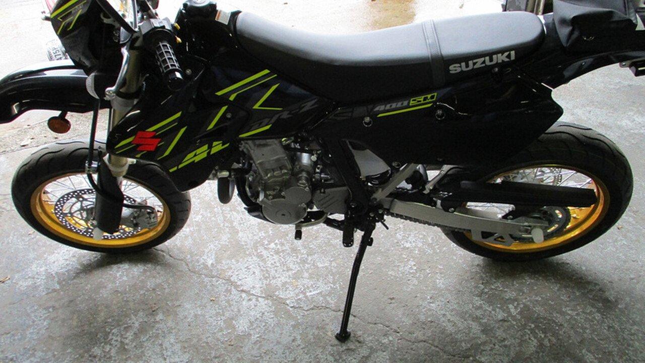 2018 Suzuki DR-Z400SM for sale 200584473