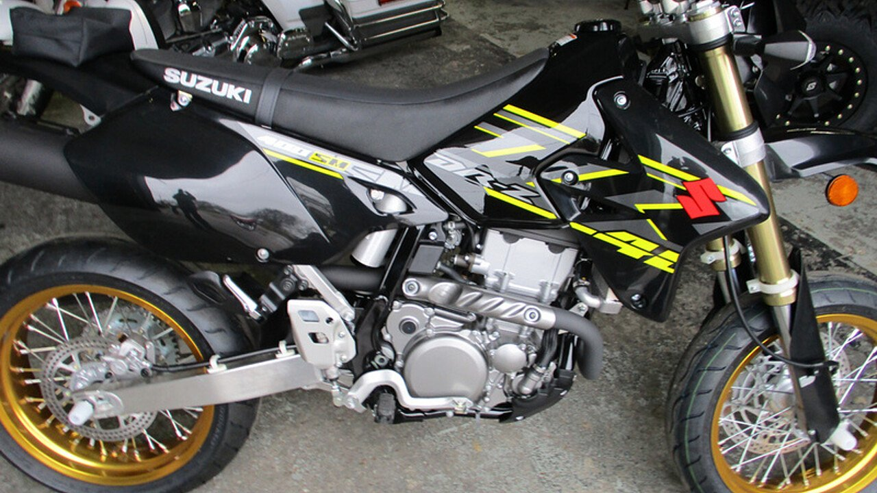 2018 Suzuki DR-Z400SM for sale 200584511