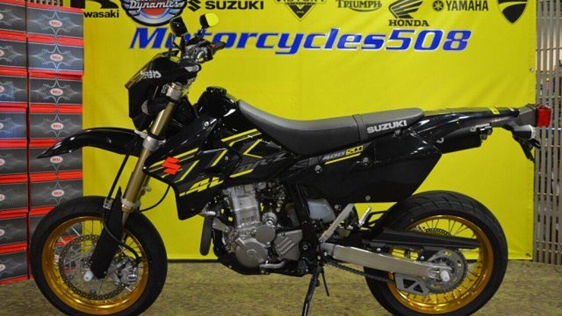 2018 Suzuki DR-Z400SM for sale 200595551